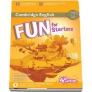 Fun for Starters Teachers Book with Downloadable Audio