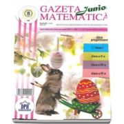Gazeta Matematica Junior nr. 82