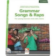 Helbling Photocopiable Resources: Grammar Songs and Raps Teachers Book with Audio CDs (2): For Young Learners and Early Teens