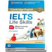 IELTS Life Skills Official Cambridge Test Practice A1 Students Book with Answers and Audio