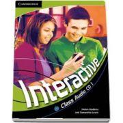 Interactive Level 1 Class Audio CDs (3)