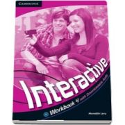 Interactive Level 4 Workbook with Downloadable Audio