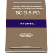 Interviul Clinic Structurat pentru Tulburarile de Personalitate din DSM-5, (SCID-5-PD). SET plus licenta