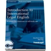 Introduction to International Legal English Students Book with Audio CDs (2): A Course for Classroom or Self-Study Use