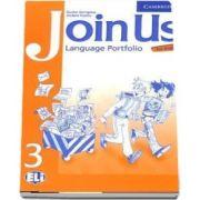 Join Us for English 3 Language Portfolio