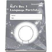Kids Box Level 1 Language Portfolio