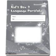 Kids Box Level 3 Language Portfolio