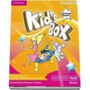 Kids Box Starter Presentation Plus