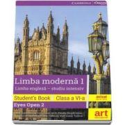 Limba engleza. Clasa a VI-a. Students book. Eyes Open 2 (Ben Goldstein)