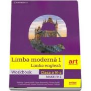 Limba engleza. Clasa a VI-a. Workbook. Make it! 2