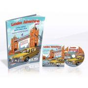 London Adventures, part II. Limba engleza pentru calsa a III-a, jocuri si activitati distractive
