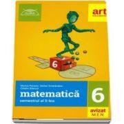 Marius Perianu - Matematica pentru clasa a VI-a. Semestrul al II-lea. Colectia, clubul matematicienilor