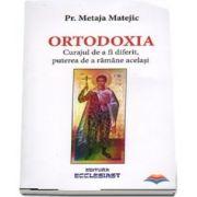 Ortodoxia. Curajul de a fi diferit, puterea de a ramane acelasi