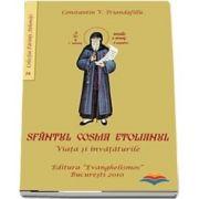 Sfantul Cosma Etolianul. Viata si invataturile