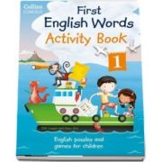 Activity Book 1 : Age 3-7