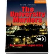 Cambridge English Readers: The University Murders Level 4