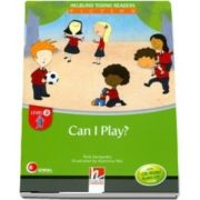 Can I Play ?. Young Reader Level A with Audio CD