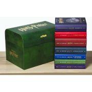 Cufar de colectie Harry Potter cu 7 carti - J. K. Rowling