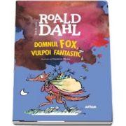 Domnul Fox, vulpoi fantastic. Serie de autor Roald Dahl