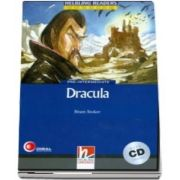 Dracula, Book and Audio CD Pack, Level 4