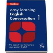 Easy Learning English Conversation: Book 1
