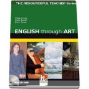 English Through Art. 100 Activities to Develop Language Skills, with CD-ROM. The Resourceful Teacher Series