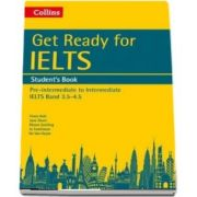 Get Ready for IELTS: Students Book : IELTS 3.5  (A2 )