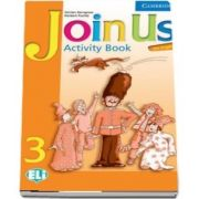 Join Us for English 3. Activity Book