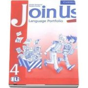 Join Us for English 4. Language Portfolio