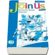 Join Us for English Starter. Activity Book