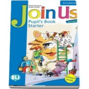 Join Us for English Starter Pupils Book