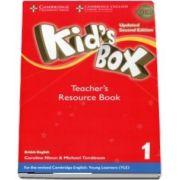 Kids Box Level 1 Teachers Resource Book with Online Audio British English