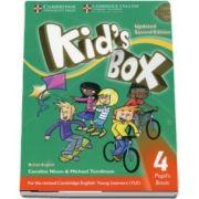Kids Box Level 4 Pupils Book British English