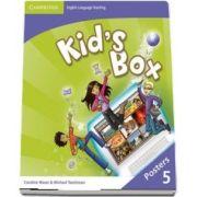Kids Box Level 5 Posters (8)