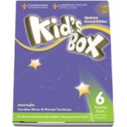 Kids Box Level 6 Activity Book with Online Resources British English