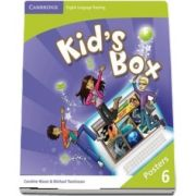 Kids Box Level 6 Posters (8)