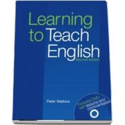 Learning To Teach English 2E: Includes DVD with lessons and commentaries