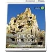 Life on the Edge: Extreme Homes Intermediate Book with Online Access