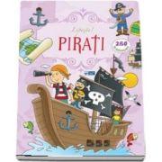 Lipeste pirati. 250 de autocolante