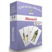 Meserii (Carti de joc educative)