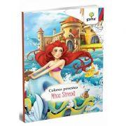 Mica Sirena (Colorez povestea)