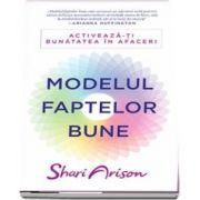 Modelul faptelor bune (Shari Arison)