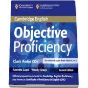 Objective: Objective Proficiency Class Audio CDs (2)