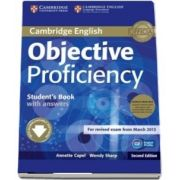 Objective: Objective Proficiency Students Book Pack (Students Book with Answers with Downloadable Software and Class Audio CDs (2)