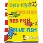 One Fish, Two Fish, Red Fish, Blue Fish : Blue Back Book