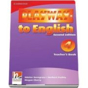 Playway to English Level 4 Teachers Book