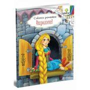 Rapunzel (Colorez povestea)