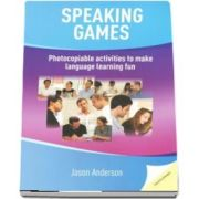SPEAKING GAMES: Photocopiable Activities to Make Language Learning Fun
