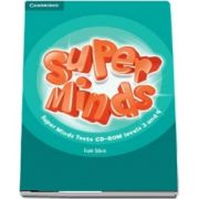 Super Minds Levels 3 and 4 Tests CD-ROM