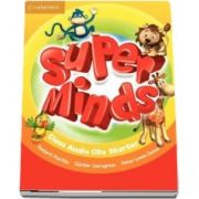 Super Minds Starter Class Audio CDs (2)